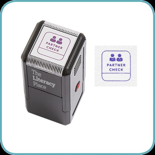 Stamp - Partner Check